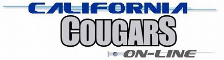 California Cougars On-Line Logo